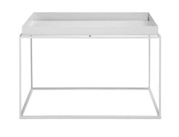 Hay - Tray Table Coffee Square - Hvid