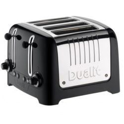 Dualit toaster 4 - Sort