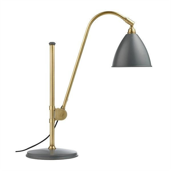 BestLite bordlampe messing - Model BL1