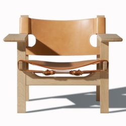 Den Spanske Stol - 2226, Eg og natur læder - Fredericia Furniture