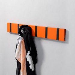 KNAX Knage 6, Orange-Sort - LoCa