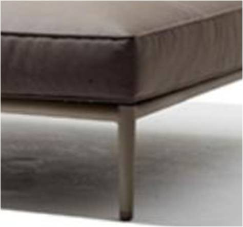 Conic daybed modul inkl. hyndesæt - Cane-Line