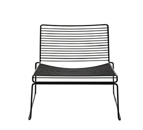 HAY - Hee Lounge Chair - sort