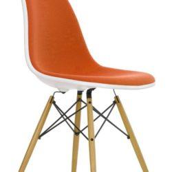 Plastic Chair (DSW) forsidepolstret
