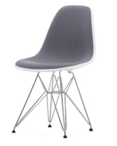 Plastic Chair (DSR) forsidepolstret
