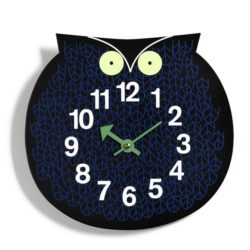 Omar the owl clock
