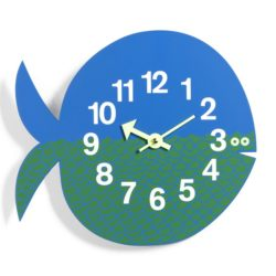 fernando fish clock