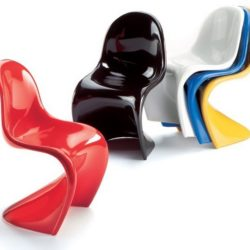 Panton Chairs(Miniature)
