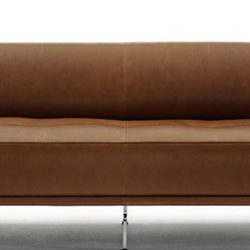 EJ 450 Delphi Sofa 240 cm læder