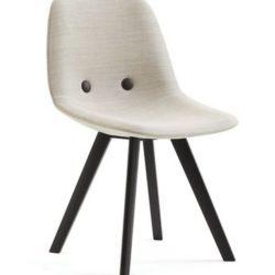 Erik Jørgensen - EJ 3 Eyes Lounge-stol m. armlæn - Lyseblå