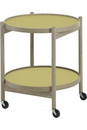 Hans Bølling bakkebord i eg Ø50 m. gule bakker