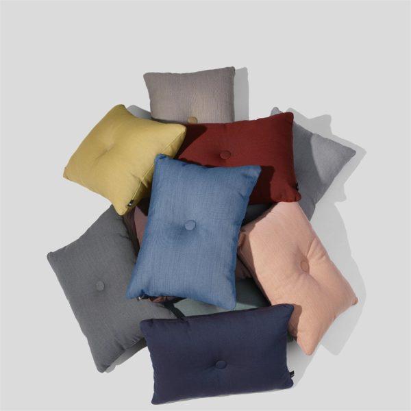 Hay - Dot Cushion Surface - DENIM