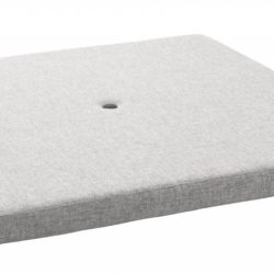 KlipKlap Square madras i multi grå