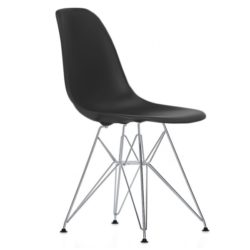 Eames Plastic Chair (DSR) - Sort