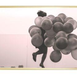 Livink - Ballongirl - 50x70 cm.