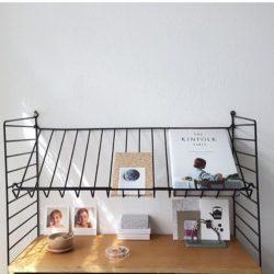 String Furniture tidsskriftholder