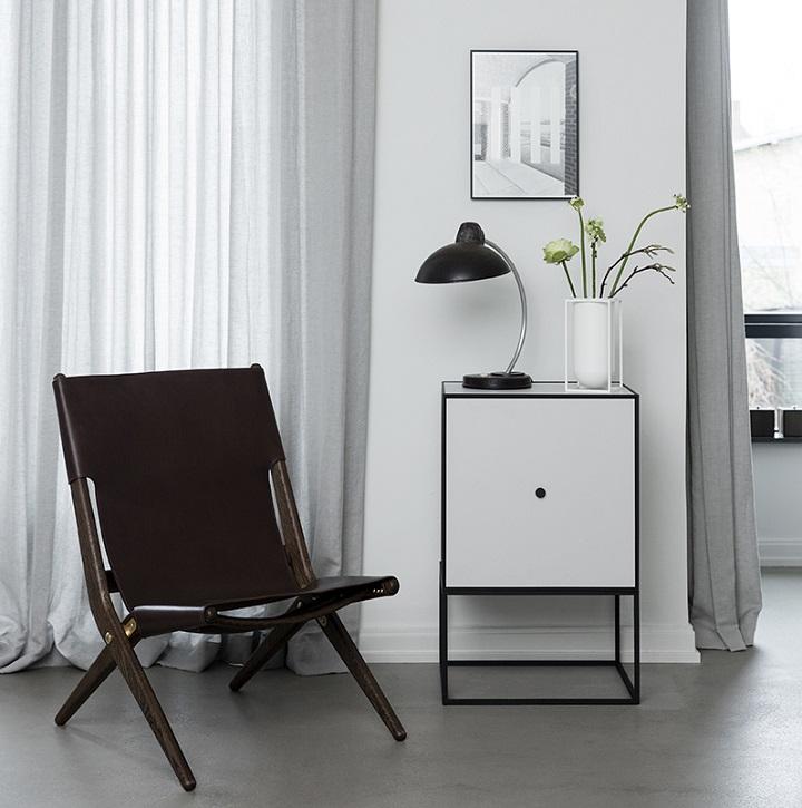 Lolo vase i hvid - By Lassen