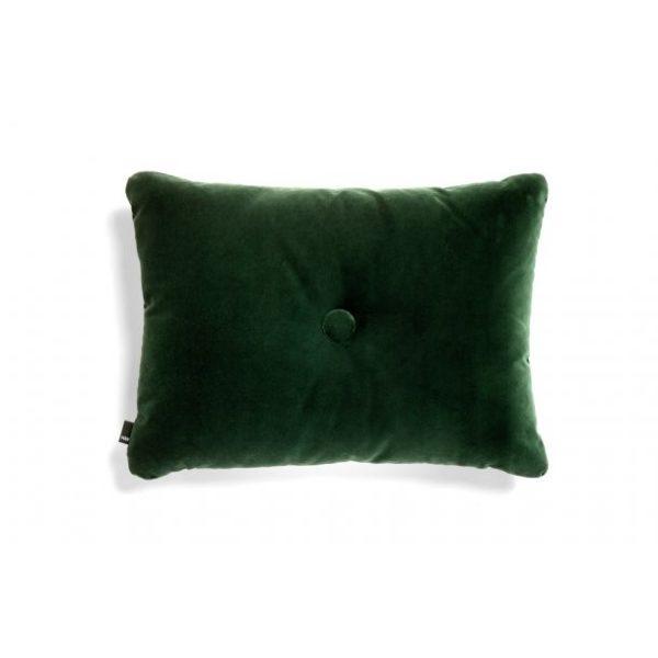 Hay - Dot Cushion Soft - Dark Green