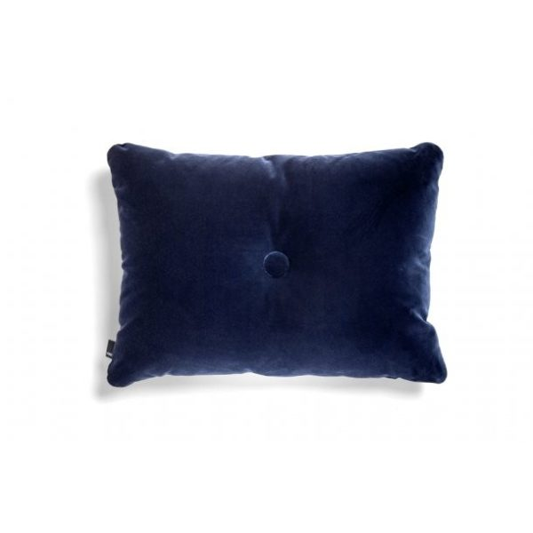 Hay - Dot Cushion Soft - Navy Blue