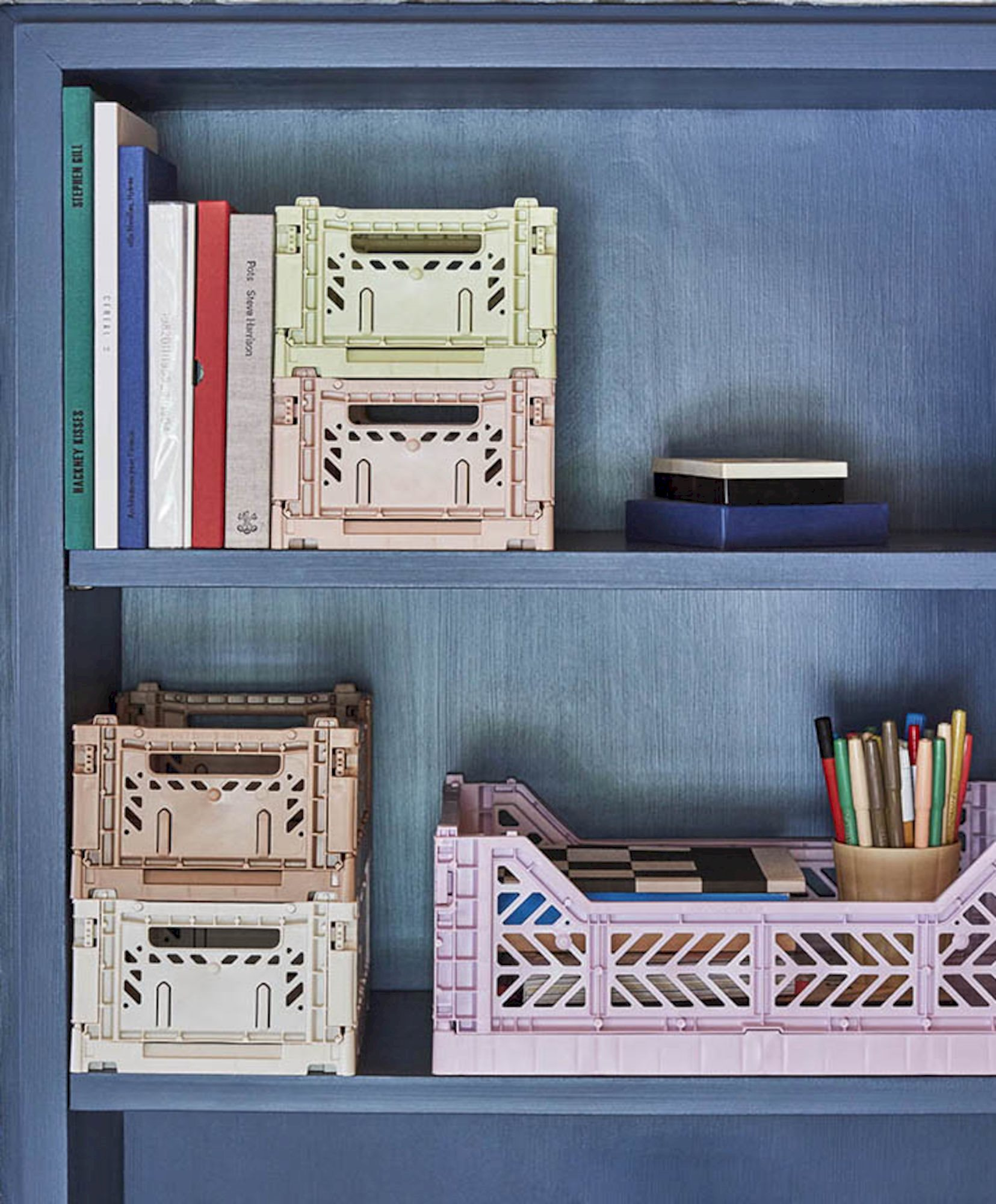 Picture of: Hay Colour Crate S Hos Olai Furniture Fri Fragt